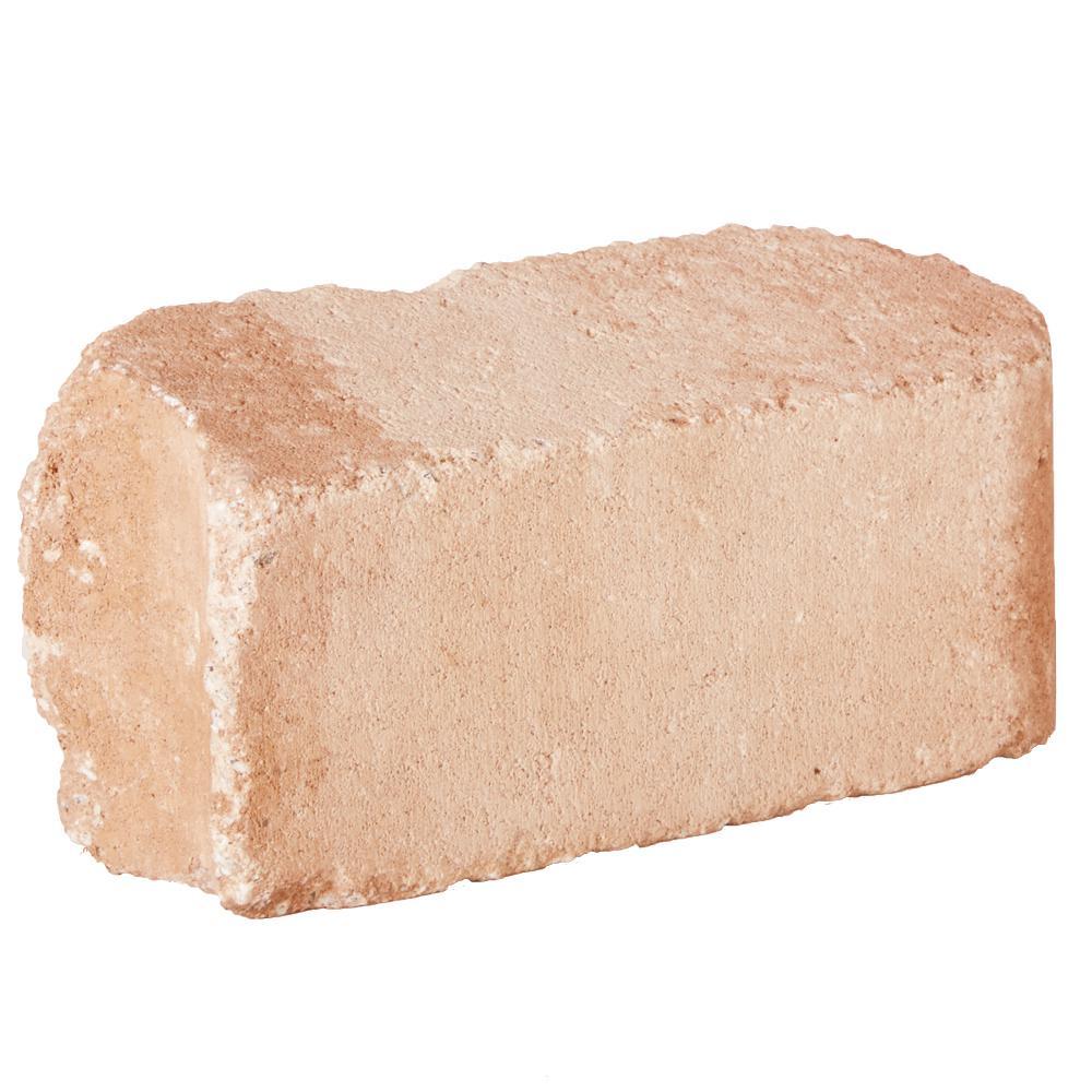 Pavestone RumbleStone 10.5 in. x 3.5 in. x 5.25 in. Sierra Blend Concrete Edger