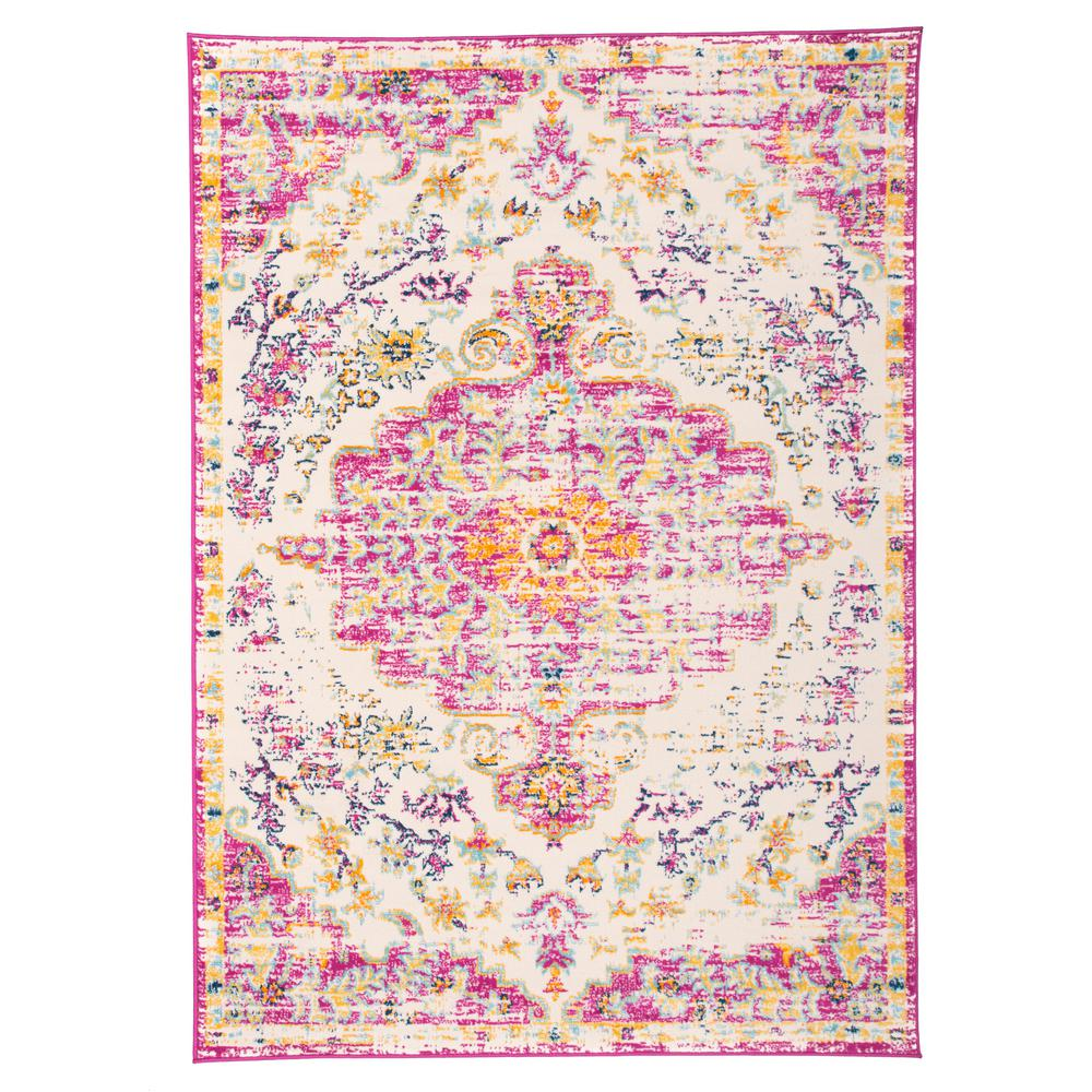 World Rug Gallery Vintage Traditional