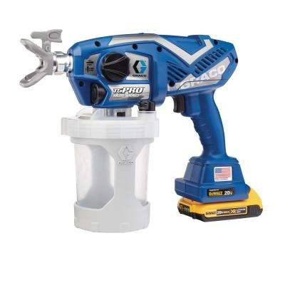TC Pro Cordless Airless Paint Sprayer