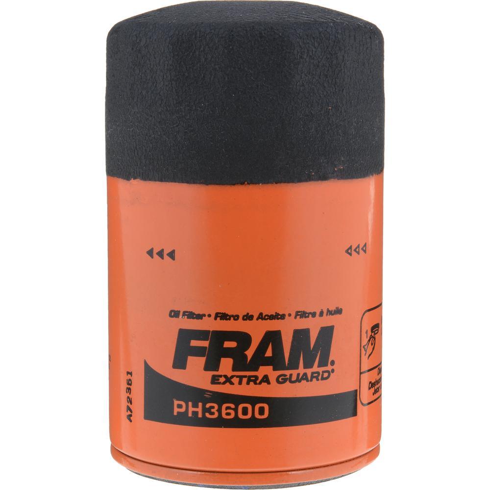Fram Filters 5.1 in. Extra Guard Oil Filter