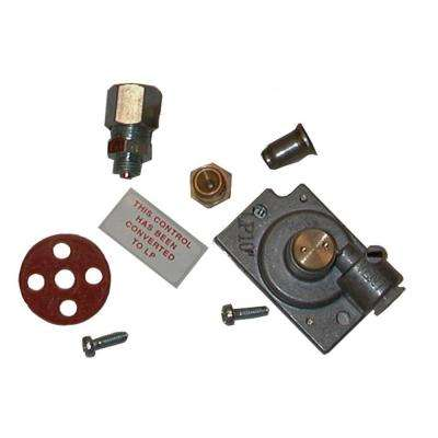 Gas Conversion Kit from Natural Gas to LP Gas