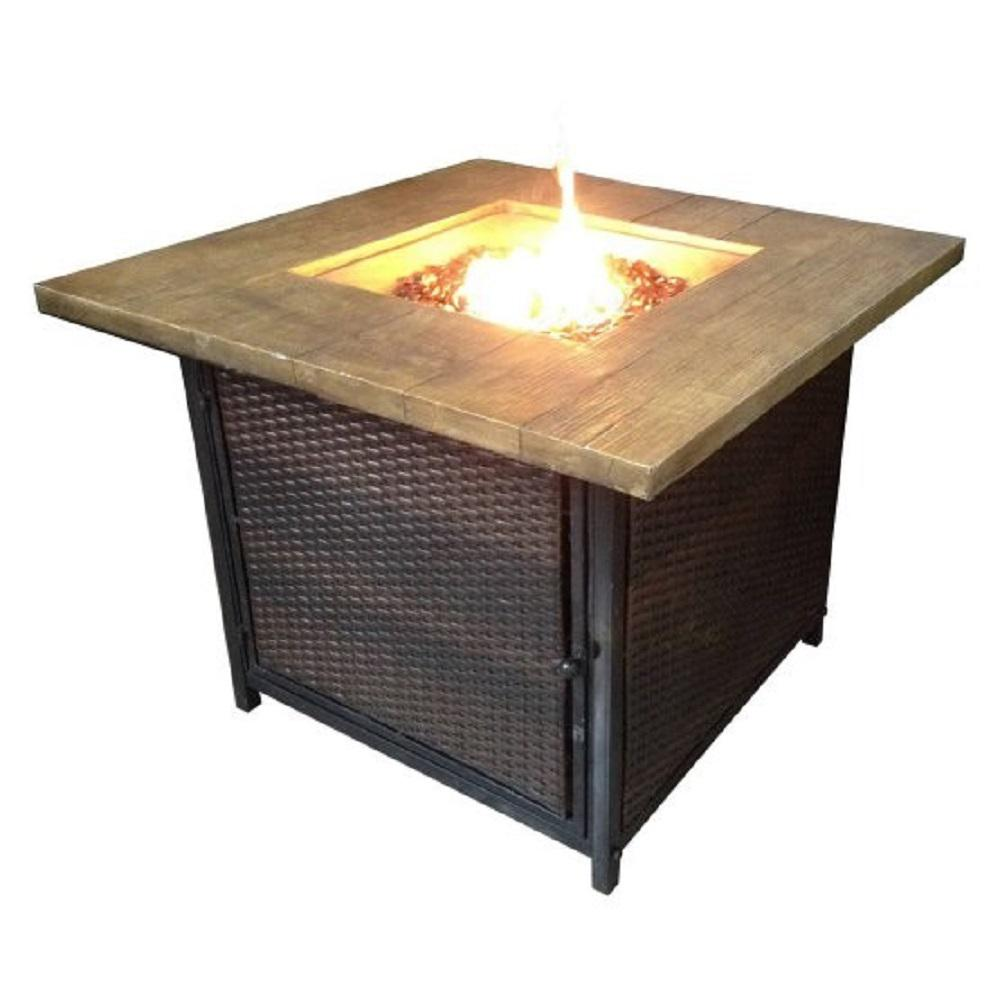 34 in. W x 26 in. H MGO Wood Top and