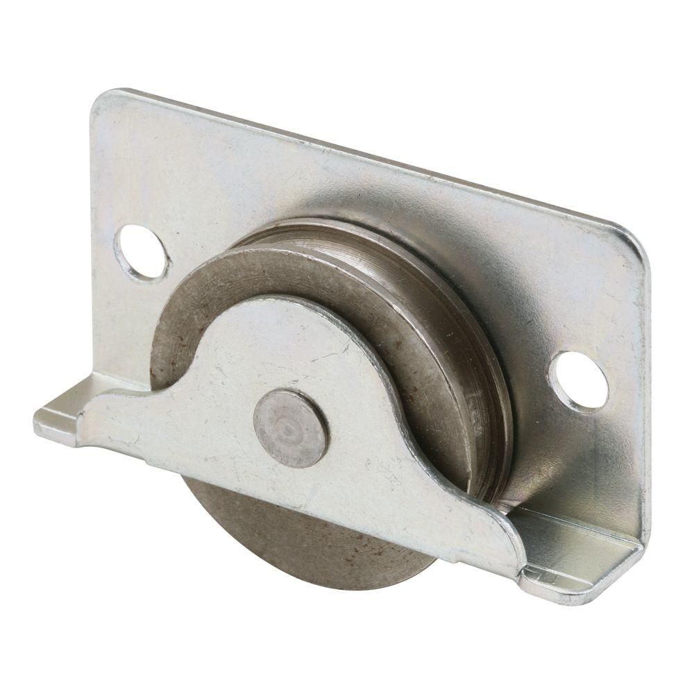 buy online 1503a 03224 Prime-Line 1-3/8 in. Steel Ball Bearing Wheel Closet Door Roller