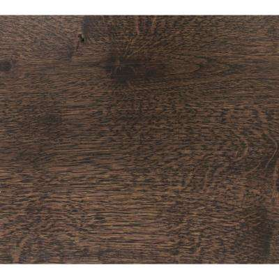 Take Home Sample-Classic Hardwoods White Oak Charcoal Engineered Hardwood Flooring -7.5 in. x 8.5 in.