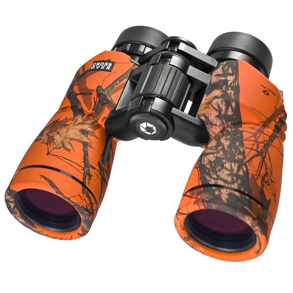 Crossover 10x42 Waterproof Binoculars Mossy Oak Blaze