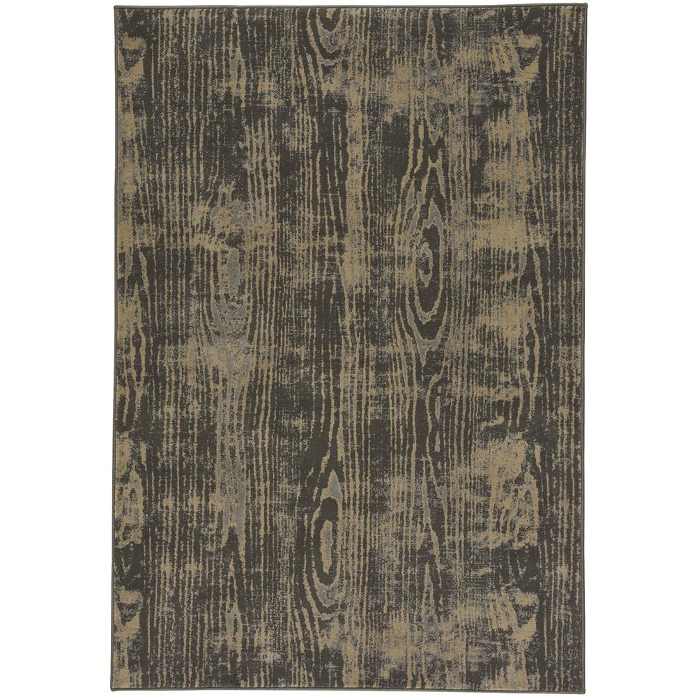 Capel Kevin O'Brien Thicket Coal (Grey) 5 ft. 3 in. x 7 ft. 6 in. Area Rug The Kevin O'Brien Thicket style is an olefin, contemporary rug design from Kevin O'Brien and Capel Rugs. Kevin O'Brien Thicket rugs have a woven construction. Uniting quality materials with beautiful, handcrafted design. Practical yet indulgent, artisanal yet affordable, Capel rugs continues to be a favorite for families 100 years after their debut. We also source rug weaving vendors from around the world to create a collection unrivaled in range, unsurpassed in design and uncompromising in quality. Color: Coal.