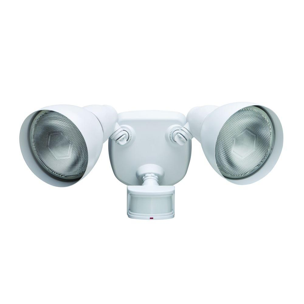 Defiant 270° Rust Motion Outdoor Security Light-DF-5718-RS-D - The ...