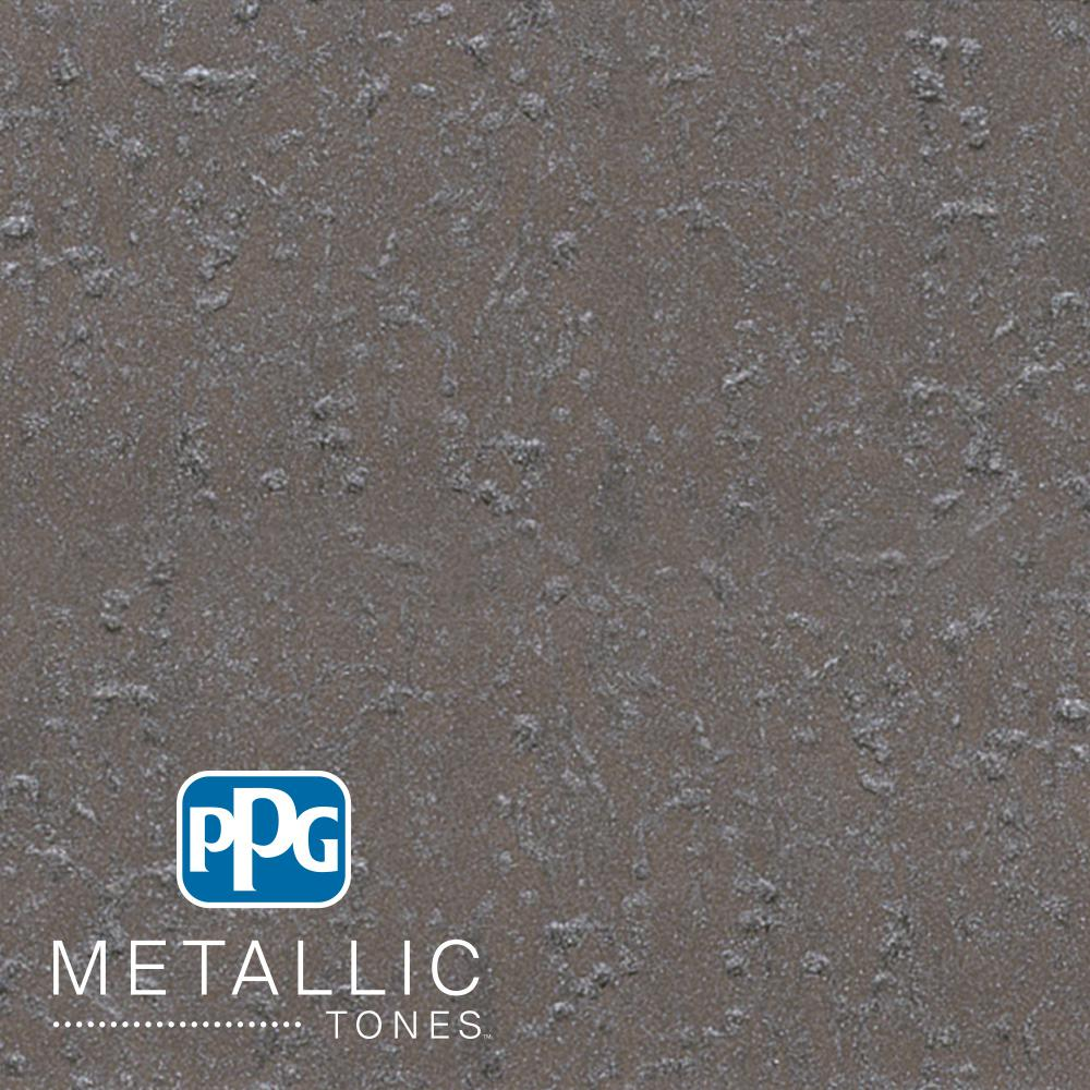 PPG METALLIC TONES 1  gal. #MTL101 Foundry Metallic Interior Specialty Finish Paint