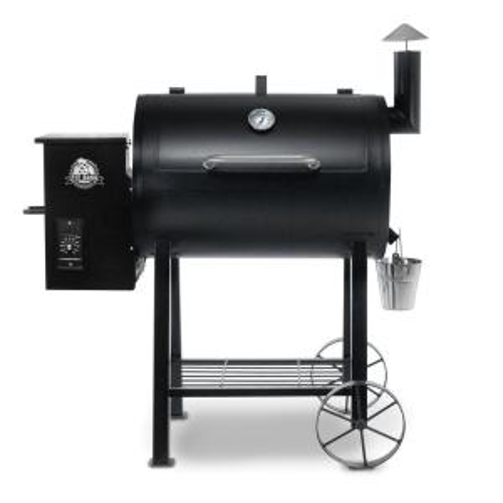 Pit Boss 820FB Pellet Grill in Black by Pit Boss
