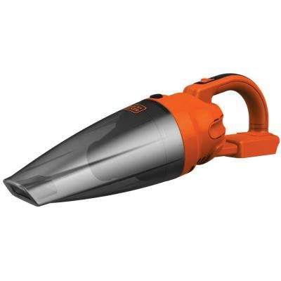 20-Volt MAX Lithium-Ion Cordless Handheld Vacuum (Tool-Only)