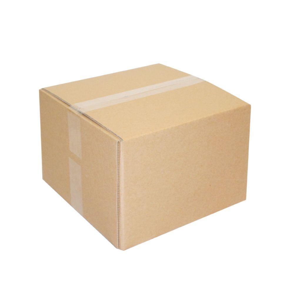 Pratt Retail Specialties 12 in. L x 12 in. W x 8 in. D Box (25-Pack)