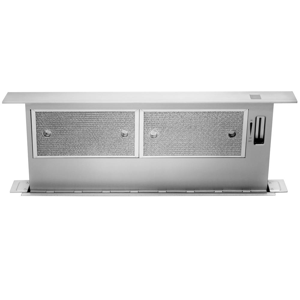 Frigidaire 30 In Telescopic Downdraft System In Stainless