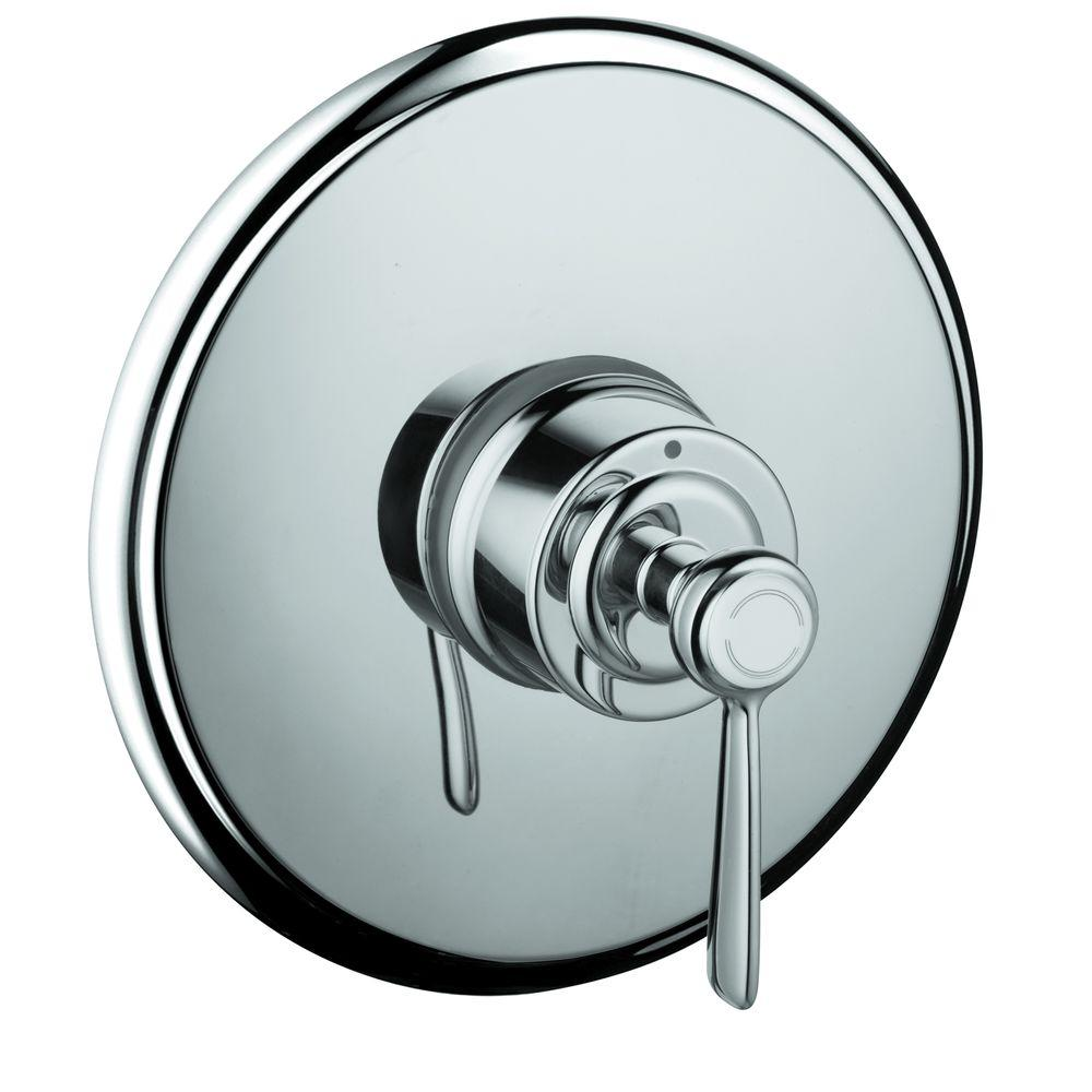 Hansgrohe Axor Montreux 1-Handle Pressure Balance Valve Trim Kit in Chrome (Valve Not Included)