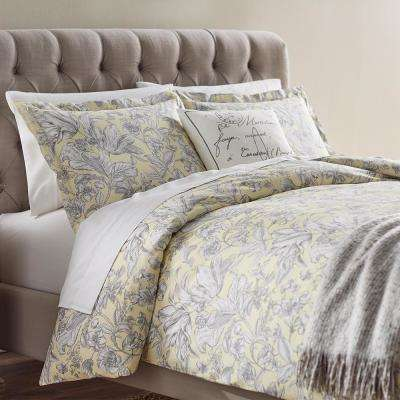 Lillian Butter Queen Duvet