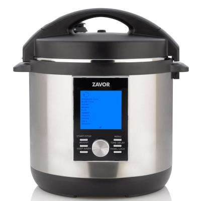 LUX LCD Pressure Cooker