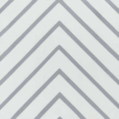 Labyrinth 7-7/8 in. x 7-7/8 in. Cement Handmade Floor and Wall Tile
