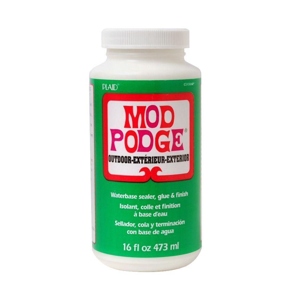 16 oz. Outdoor Decoupage Glue