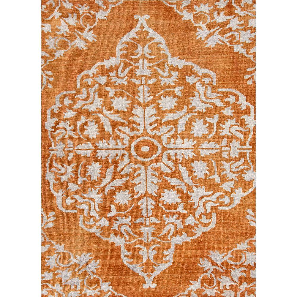 Home Decorators Collection Jasmine Golden Nugget 2 ft. x 3 ft. Tone-on-Tone Area Rug