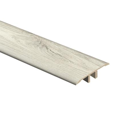 Ocala Oak/Chiffon Lace Oak/Salt Shore Wood/Soft Linen 1/3 in. Thick x 1-3/4 in. Wide x 72 in. Length Vinyl T-Molding