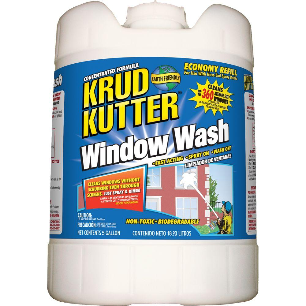 Krud Kutter Cleaning Products 5-Gal