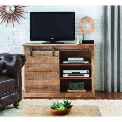 Holden Natural Storage Entertainment Center