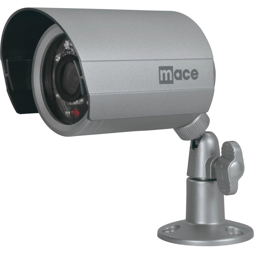 Mace Wired 420TVL Indoor/Outdoor View SQ IR Vandal-Resistant Camera-DISCONTINUED
