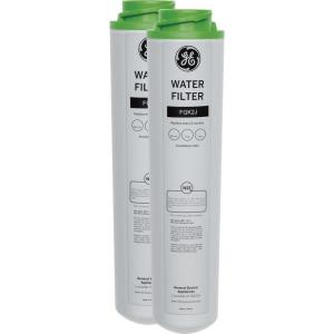 GE Dual Flow Replacement Water Filters - Advanced Filtration by GE