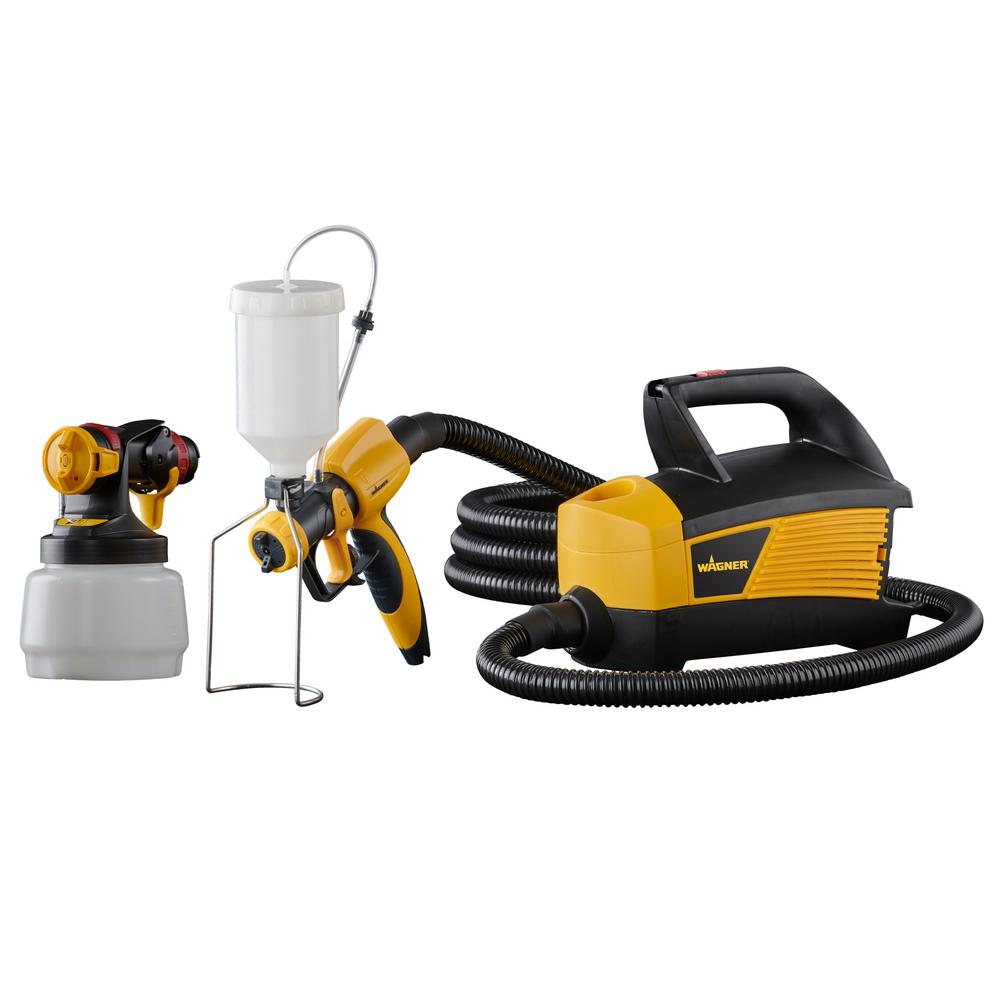 Wagner FLEXiO 4300 Gravity Feed Stationary Paint Sprayer