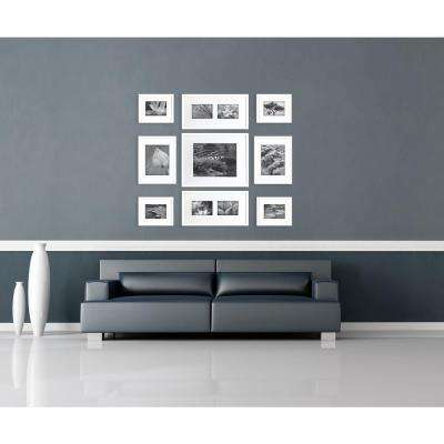 Gallery Wall Set - 13 - Hanging - Wall Frames - Wall Decor - The ...
