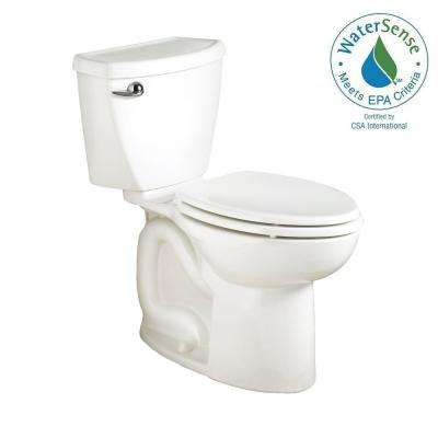 Cadet 3 PowerWash High-Efficiency 2-piece 1.28 GPF Elongated Toilet in White