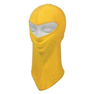 Poly/Cotton Balaclava - Yellow