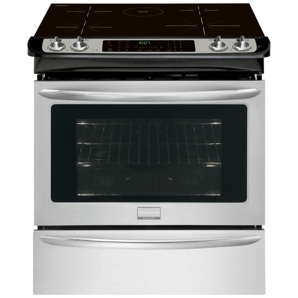 Delicieux Frigidaire Gallery 4.6 Cu. Ft. Slide In Induction Range With Self Cleaning