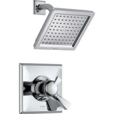 Dryden 1-Handle Shower Only Faucet Trim Kit in Chrome (Valve Not Included)