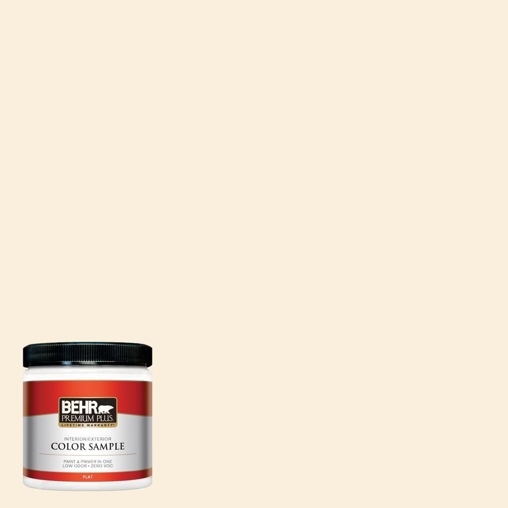 8 oz. #PPL-31 Desert Powder Interior/Exterior Paint Sample