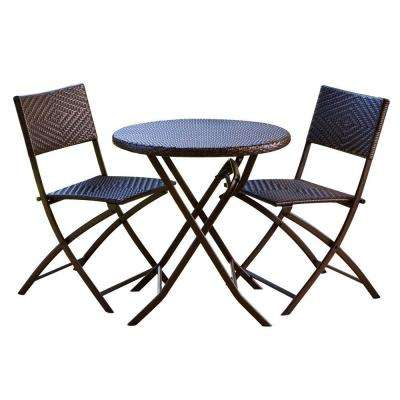 3-Piece Patio Bistro Set