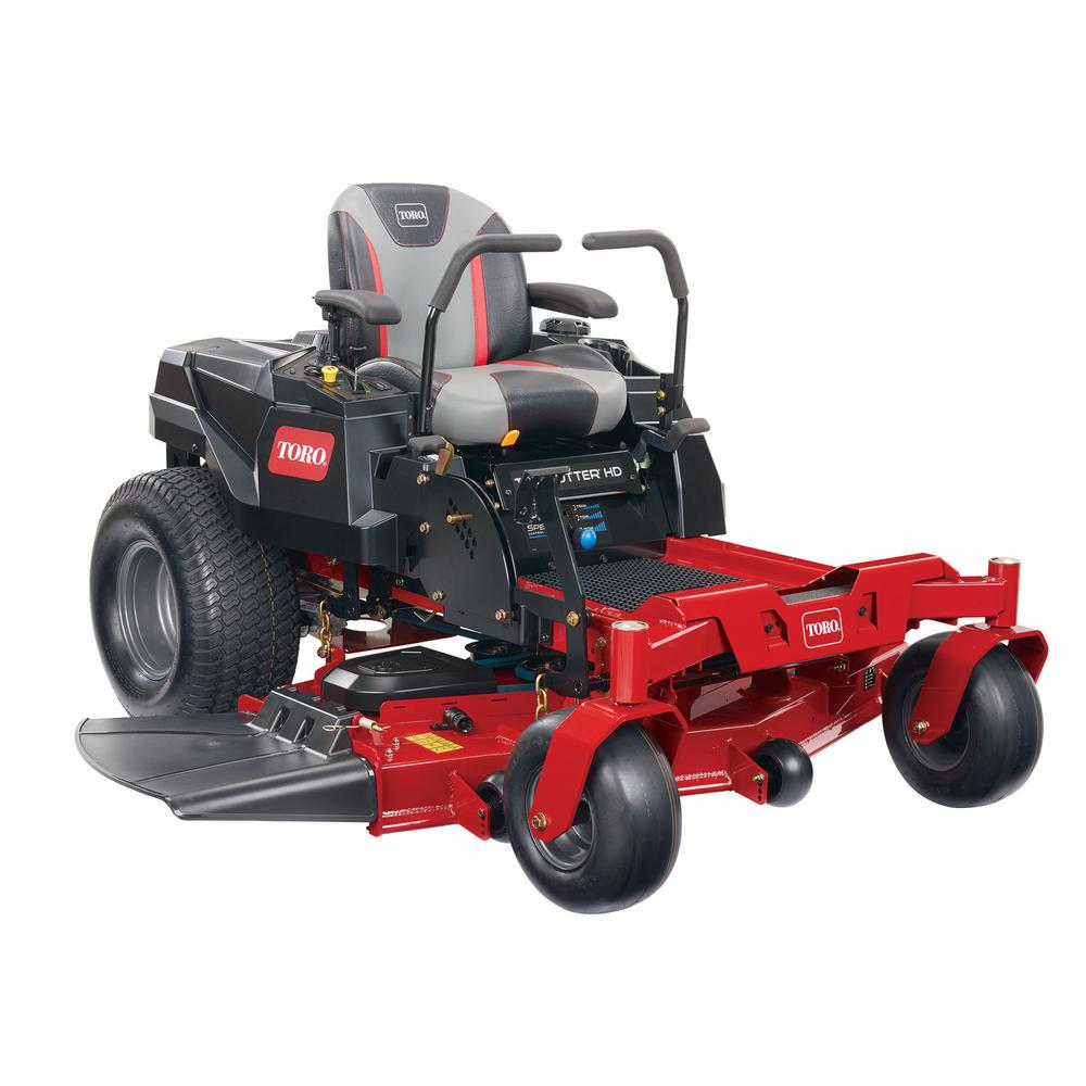 Toro TimeCutter HD 54 in. Fab 24.5 HP V-Twin Gas Zero-Tur...