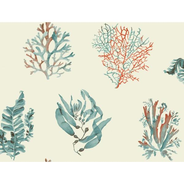 York Wallcoverings Seaweed Wallpaper CM3360