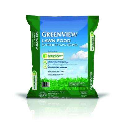 Lawn Food with GreenSmart Mesa