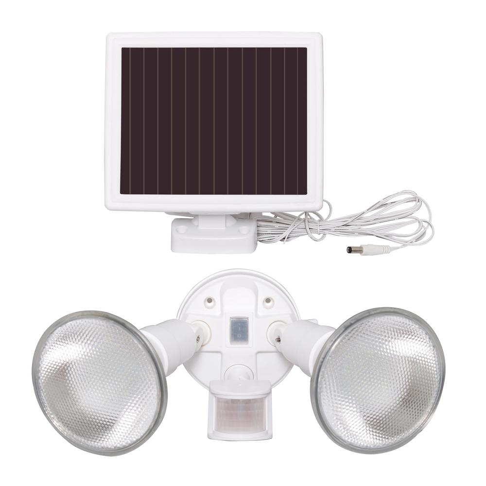Outdoor Security Lights B Q: Westinghouse Solar White Outdoor Integrated LED Flood