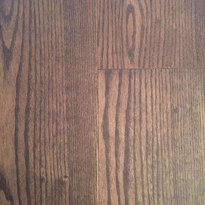 Take Home Sample - Oak Cityscape Engineered Click Hardwood Flooring - 5 in. x 7 in.
