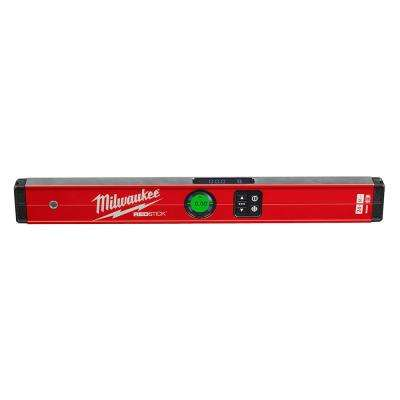24 in. REDSTICK Digital Box Level with Pin-Point Measurement Technology