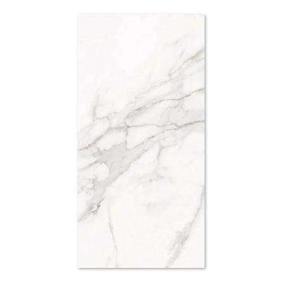 Impero Calacatta Premium 12 in. x 24 in. Porcelain Floor and Wall Tile