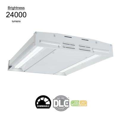 146-Watt White Integrated LED Compact High Bay, 17,000-Lumens
