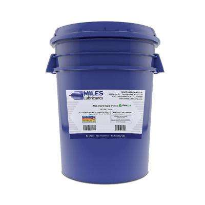 Milesyn SXR 5W30 API GF-5/SN, Dexos1, 5 Gal. Full Synthetic Motor Oil Pail