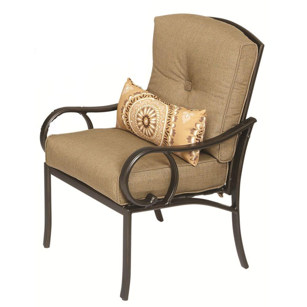 Martha Stewart Living Captiva II Patio Dining Chairs (6-Pack)-DISCONTINUED