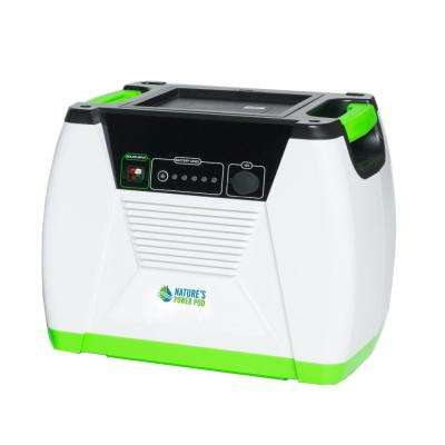 100Ah Nature's Power Pod for Nature's Generator