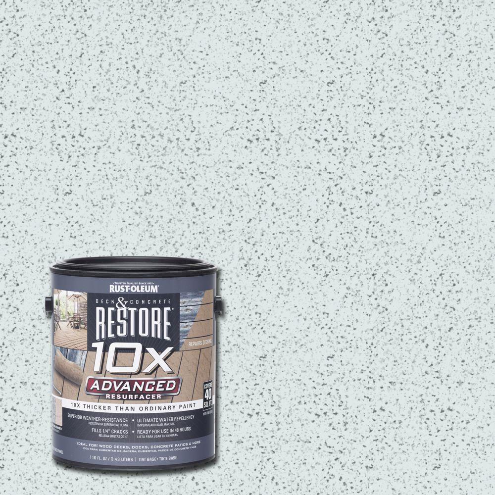 1 gal. 10X Advanced Mist Deck and Concrete Resurfacer