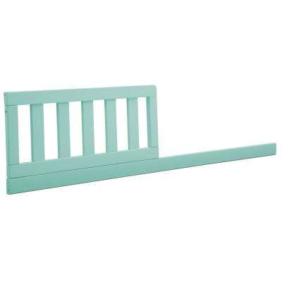Aqua Crib Size Daybed Toddler Guardrail Ki