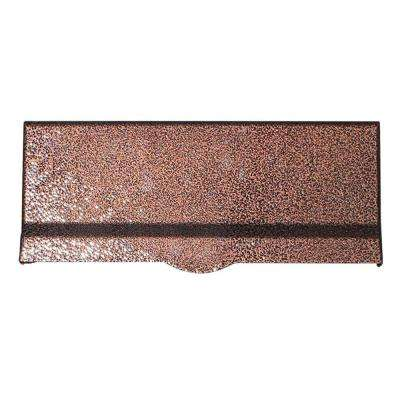 Liberty Wall Mount Non-Locking Mail Flap Slot, Antique Copper