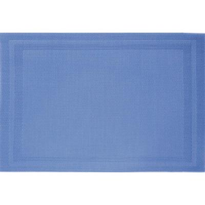 Marine Blue Basket Weave Placemat (Set of 8)